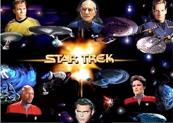 Star Trek - Through Time and Space